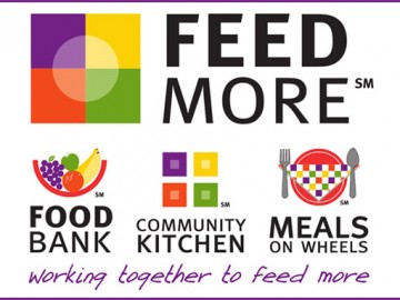 Helping Hams For Charity: Feed More