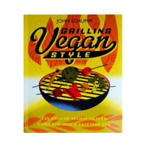 grilling-vegan