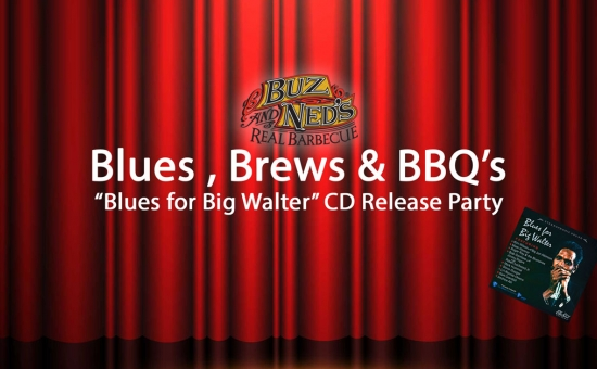 Blues, Brews and BBQ's