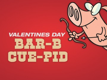 Bar-B Cue-Pid Valentines Day
