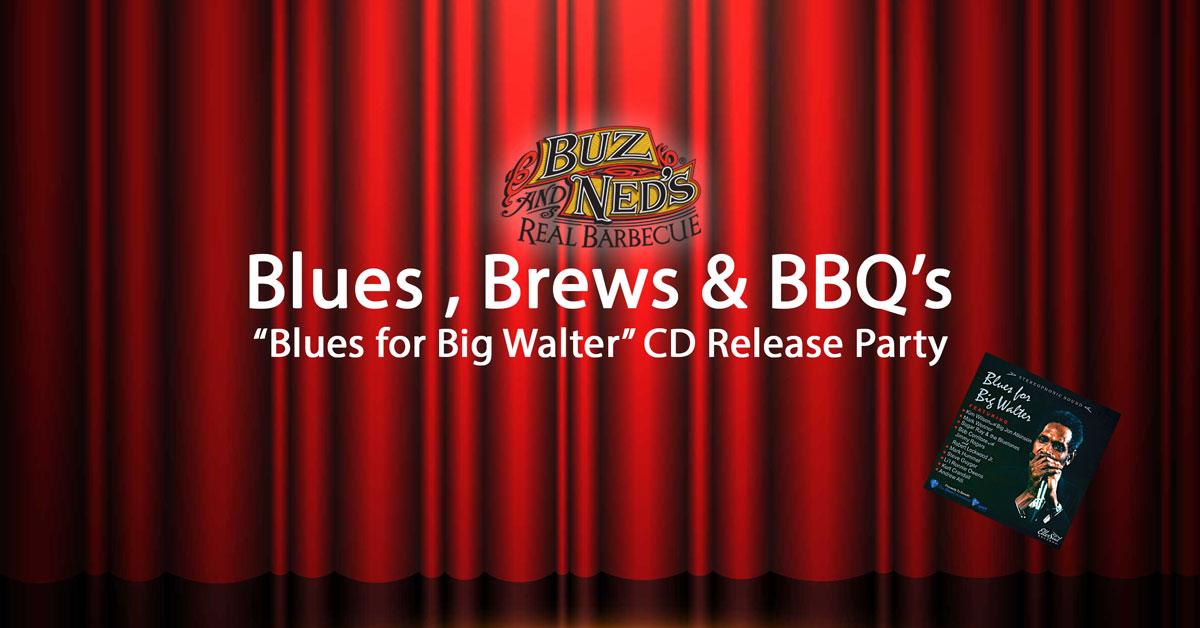 Blues Brews And BBQs