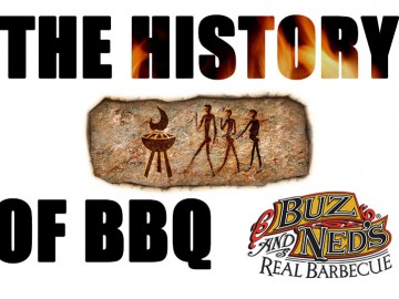 Unofficial History of BBQ Part 1: Fire is Life